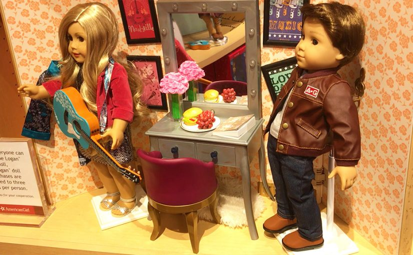 American Girl Summer 2017 New Releases