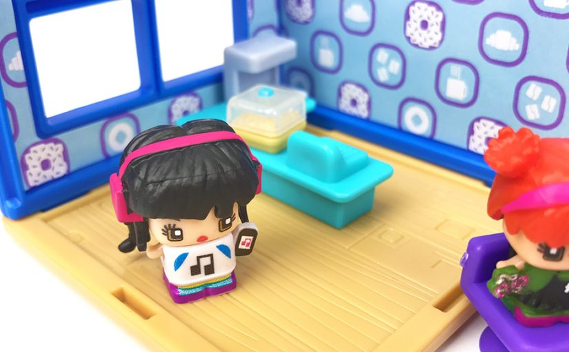 Unboxing My Mini MixieQ's Mini Cafe Room Playset